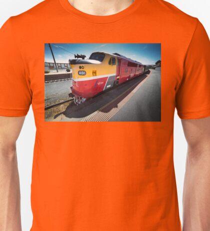 A66 at Bendigo platform 2 Unisex T-Shirt