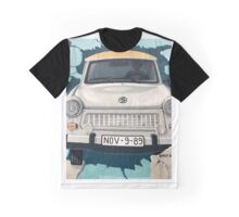 Through the Wall Graphic T-Shirt