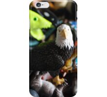 Eagle has landed iPhone Case/Skin