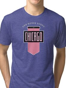 The House Sound of Chicago Tri-blend T-Shirt