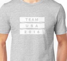 Team USA wb Unisex T-Shirt