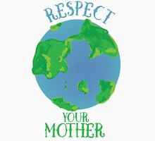 Respect your mother earth day Tank Top