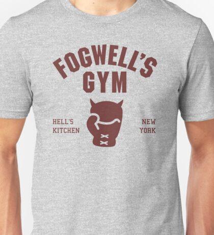 Fogwell's Gym Unisex T-Shirt