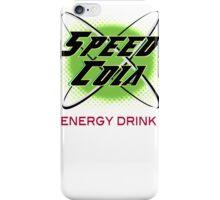 Speed Cola iPhone Case/Skin
