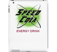 Speed Cola iPad Case/Skin