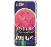Peace - Delicious iPhone Case/Skin