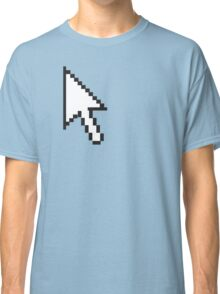 A computer pointer mouse direction device Classic T-Shirt