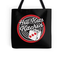 Hell Kats kitchen Rockabilly awesomeness Tote Bag