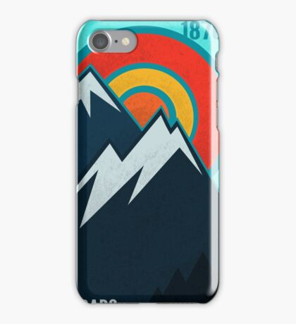 Colorado State iPhone Case/Skin