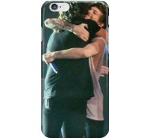 laarry hug iPhone Case/Skin