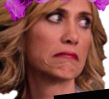 Kristen Wiig is my Queen Sticker