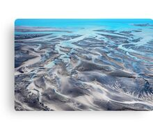 Oceanic Art Canvas Print
