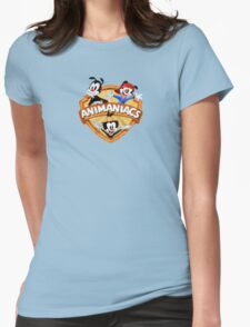 Animaniacs Womens Fitted T-Shirt