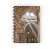Saint Peter Spiral Notebook