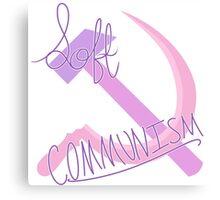 Soft Communism Canvas Print