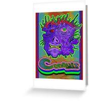 Mutant Greeting Card