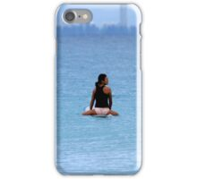 Waiting For A Wave iPhone Case/Skin