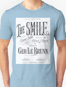 The Smile Unisex T-Shirt