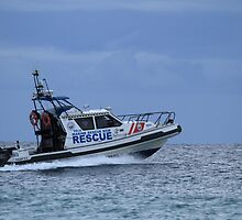 Marine Rescue New South Wales by Noel Elliot