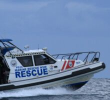 Marine Rescue New South Wales Sticker