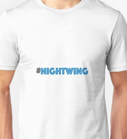 #Nightwing Unisex T-Shirt