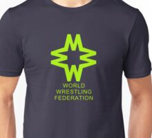 Vintage W.W.F. Logo t-shirt Unisex T-Shirt
