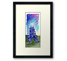 """""""The Last Bluebonnet""""  Framed Print"""