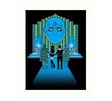 Watchmen Of Oz Art Print