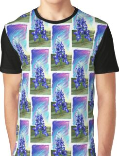 """""""The Last Bluebonnet""""  Graphic T-Shirt"""