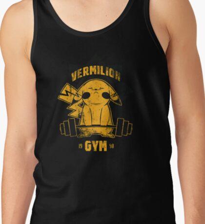 Vermilion Gym Tank Top