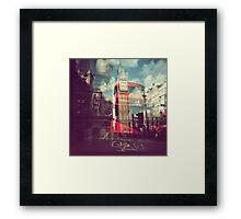 Nowhere like London Framed Print