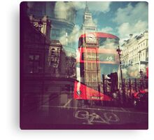 Nowhere like London Canvas Print