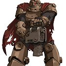 Steampunk Space Marine by MonkeyKnot