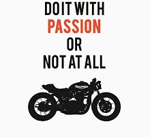 CAFE RACER : DO IT WITH PASSION Men's Baseball ¾ T-Shirt