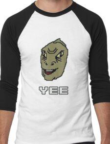 Yee-Shirt Men's Baseball ¾ T-Shirt