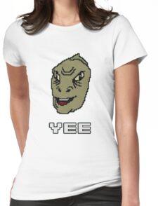Yee-Shirt Womens Fitted T-Shirt