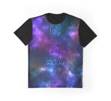 We are all made of stars (MADE OF STARS) Graphic T-Shirt