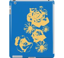 Roses and a Daisy iPad Case/Skin