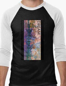 .Dream Men's Baseball ¾ T-Shirt