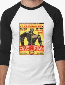 Atom vs. Zeus Men's Baseball ¾ T-Shirt
