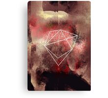 Geometry and Colors I Canvas Print