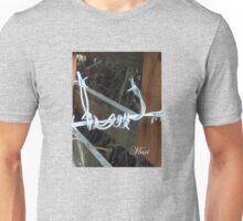 bob wire fence #2 Unisex T-Shirt