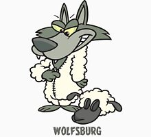 Wolfsburg, Wolf in Sheep's Clothing Unisex T-Shirt