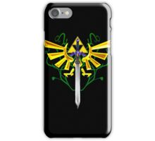 Master Sword and Triforce iPhone Case/Skin
