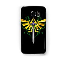 Master Sword and Triforce Samsung Galaxy Case/Skin