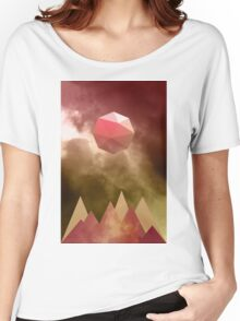 Gem Sun Women's Relaxed Fit T-Shirt
