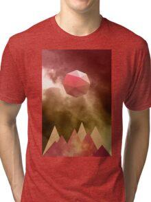 Gem Sun Tri-blend T-Shirt