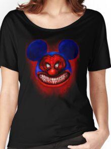 Badass Mouse Women's Relaxed Fit T-Shirt