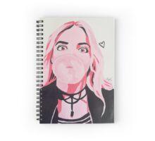 Bubble Gum Rydel Spiral Notebook