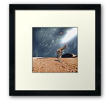 Left Behind - Anne Winkler Framed Print